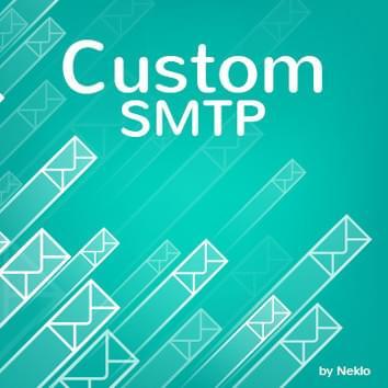 Custom SMTP