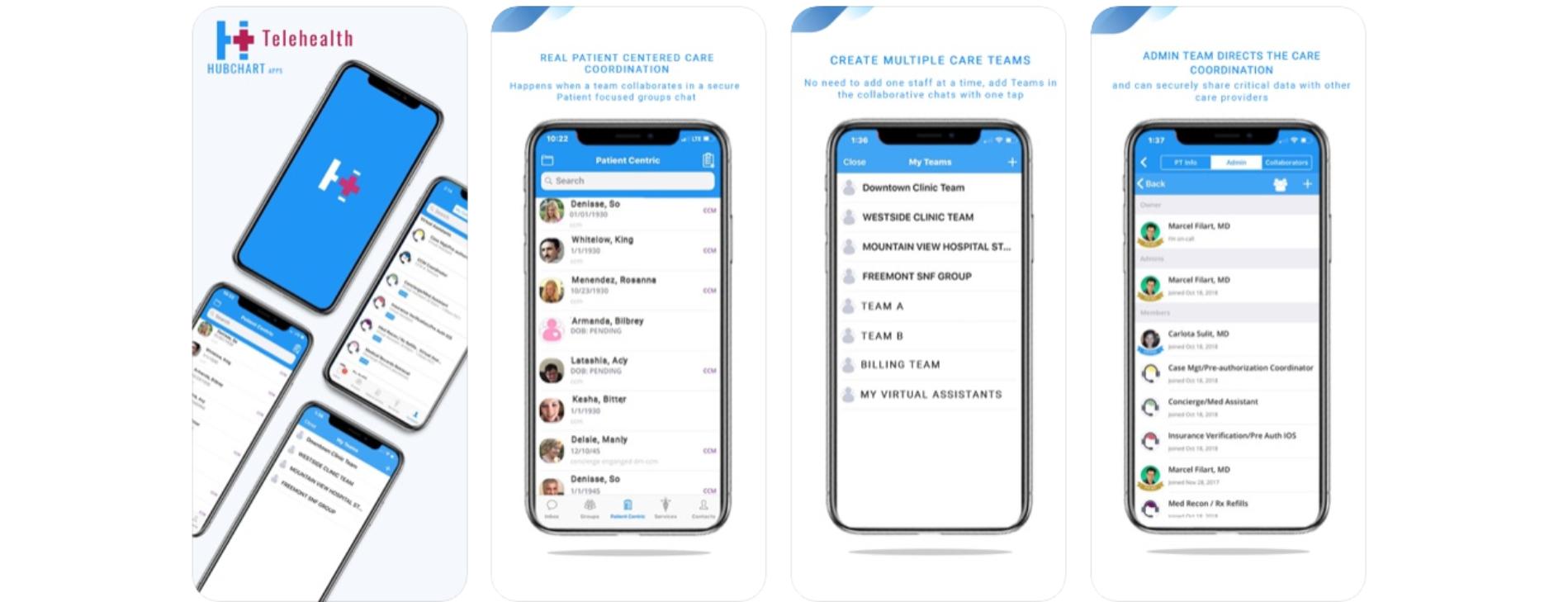 custom app development project screenshot